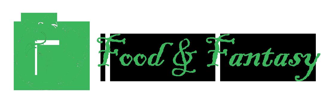 FoodAndFantasyLogoGreenWithTitle